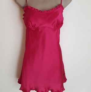 Victoria's Secret Satin Nightgown M